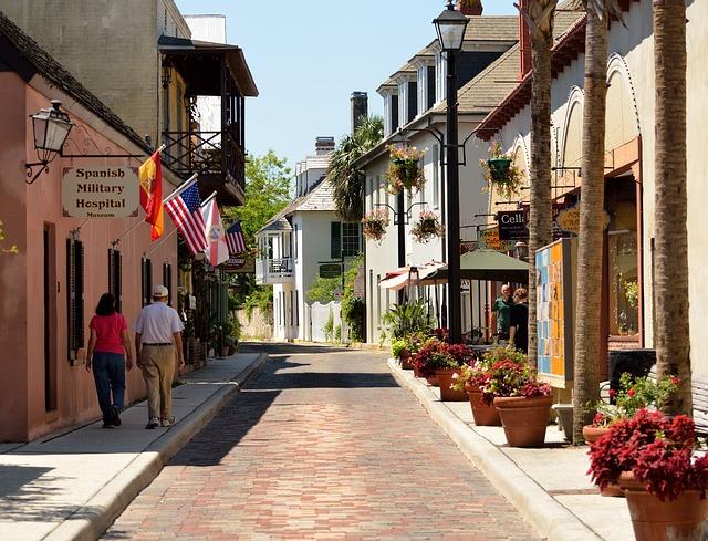 Saint-Augustine en Floride